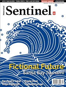 Watershed Sentinel Summer 2016 issue cover