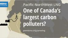 BC Climate Plan Ignores LNG Pollution