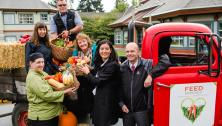 North Island College launches the FEED Comox Valley Research Project