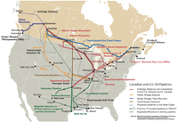 Pipeline Routes/Click for larger image