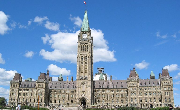 Canada Parliament Buildings Ottawa