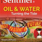 Cover of Watershed Sentinel March-April 2018 | Oil and Water