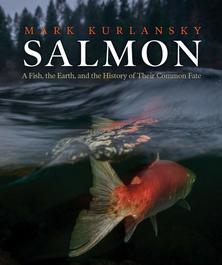 Salmon book cover