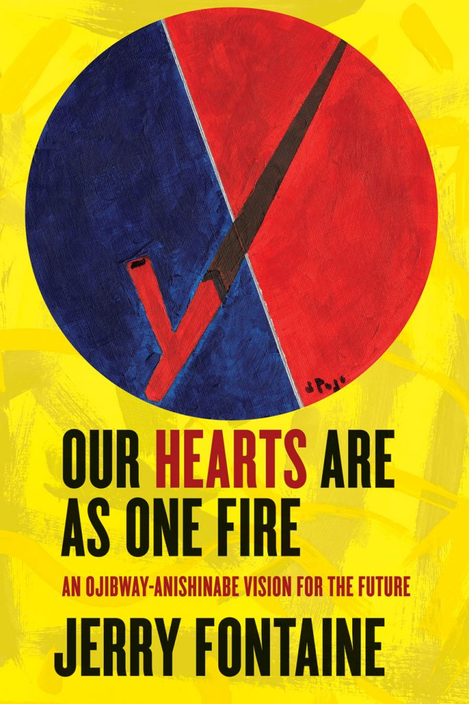 Our Hearts Are as One Fire Book Cover