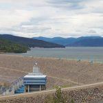 Bennett Dam